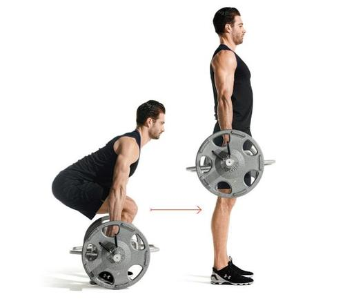 Show img main the 5 best deadlift variations