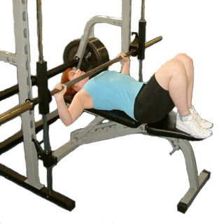 Show img smith machine bench press index
